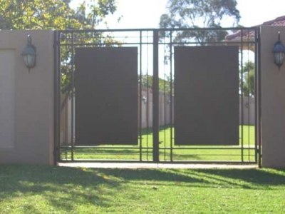 Swing driveway gates 014