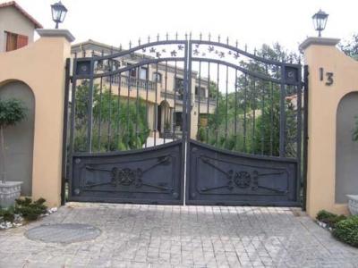 Swing driveway gates 016