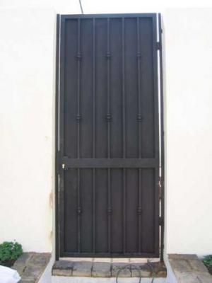 Security gates 002